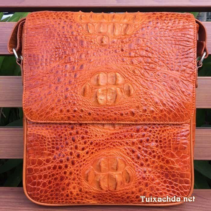 Túi da cá sấu nam CST05 giá 9tr