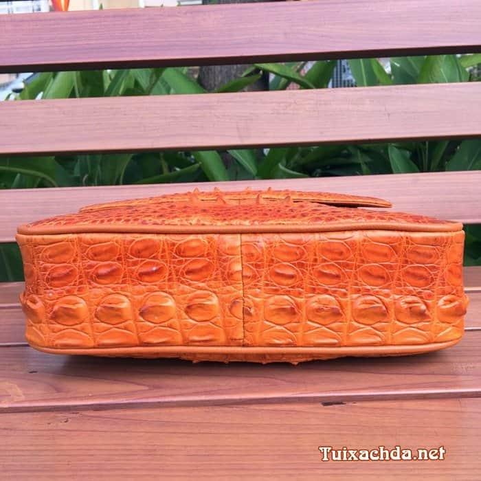 Túi da cá sấu nam CST05 giá chỉ 9tr500