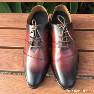 Giày tây nam cao cấp đế ý đẳng cấp GDB03