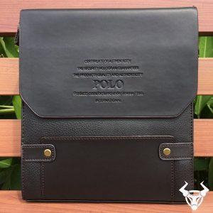 Túi xách nam Polo đeo chéo hàng hiệu