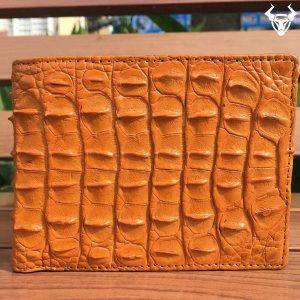 Bóp Da Cá Sấu Nam Nguyên Con Gai Lưng VB0601-VB