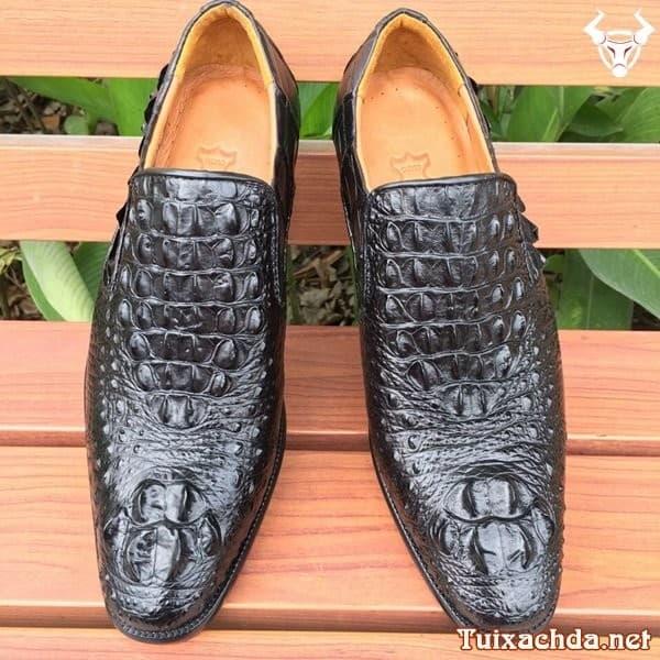 giày da cá sấu cao cấp cho nam tại tphcm