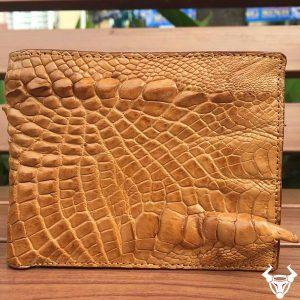 Bóp Nam da cá sấu thật hàng độc