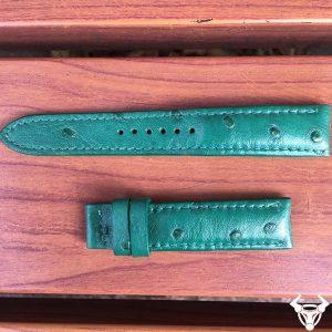 Ở đâu bán dây đồng hồ da đà điểu giá rẻ DH10 12mm