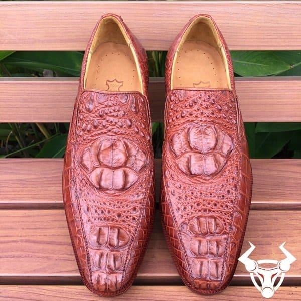 Giá giầy cá sấu tại SG GCS11 giá chỉ 5,500,000₫