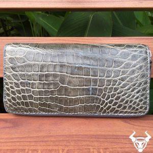 Ví nữ da cá sấu giảm giá BF15A8