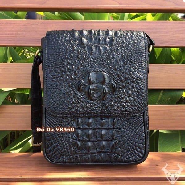 Túi Đeo Chéo Ngực Cá Sấu CST09 giá 7,500,000₫