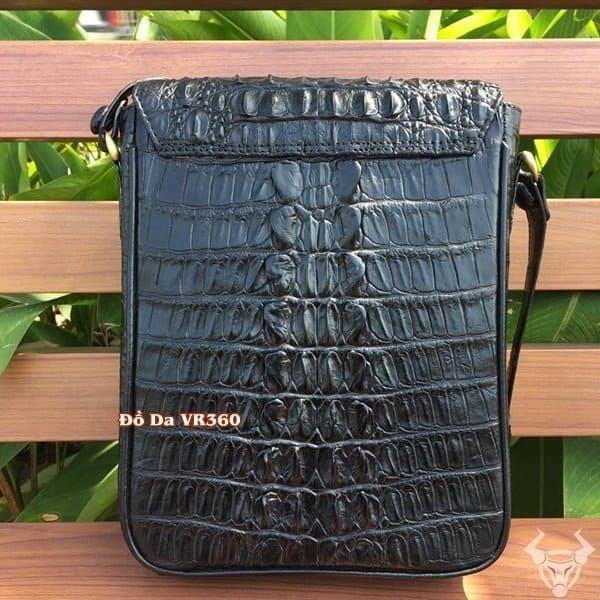 Túi Đeo Ngực Da Cá Sấu CST09 giá chỉ 7TR500