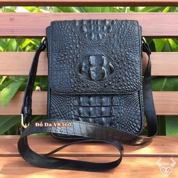 Túi Da Cá Sấu Nam Giá Rẻ CST09 giá chỉ 7,500,000₫