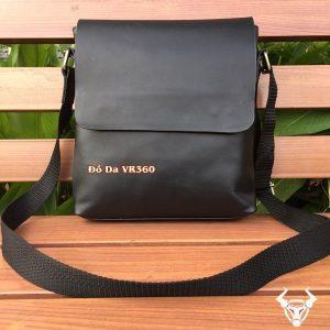 Túi Đeo Chéo Nam KT35 da thật giảm giá