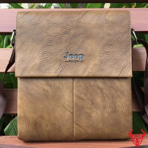 Túi Da Đeo Chéo Nam Jeep Giá Rẻ JR03