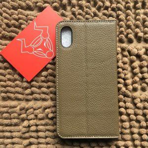 Bao Da Iphone X Da Bò Thật BDIP-X01