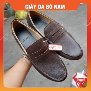 Giày Clarks Nam Hàng Hiệu Chính Hãng Giảm Giá GM01