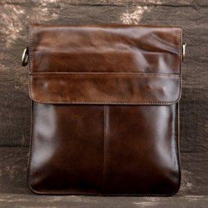 Túi Da Nam Đeo Chéo Đựng Ipad 10.1 inch KT05-N