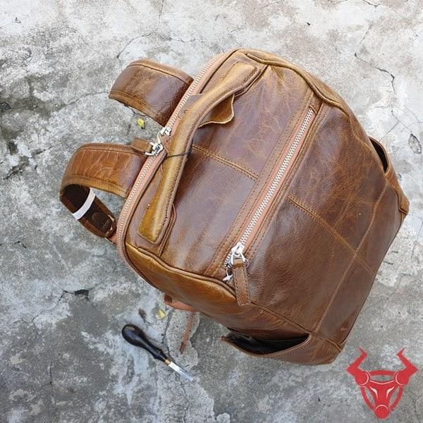 Balo Nam Da Bò Xịn BLD11