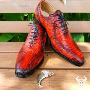 Giày Tây Da Trăn Thật Cao Cấp GDT01