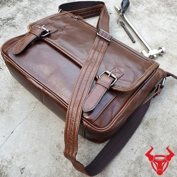 Túi Đeo Chéo Nam Dạng Ngang Công Sở CD67