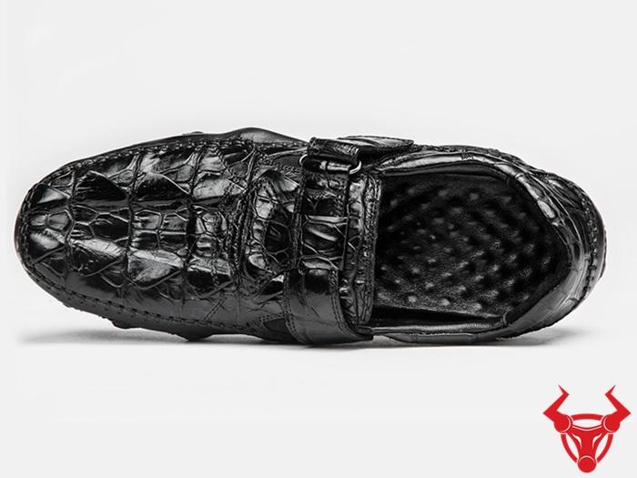 Giày Mọi Da Cá Sấu Mẫu Mới GCS22 giá : 4tr5