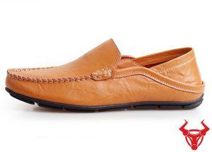 Giày Lười Nam Da Bò GM03