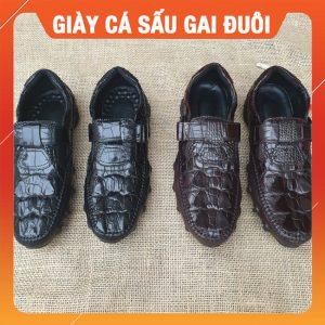 Giày Mọi Da Cá Sấu Mẫu Mới GCS23