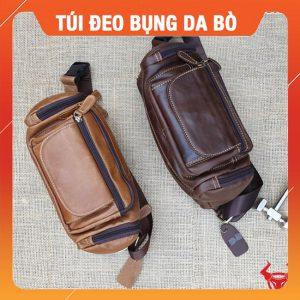 Túi Bao Tử Nam Da Bò TĐB08-A