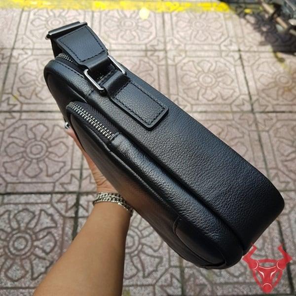 Túi Đeo Chéo Nam Da Bò KT90