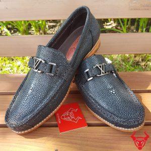 Giày Lười Da Cá Đuối Thái Lan