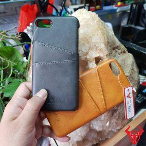 Ốp Lưng Da Bò Iphone 7, iphon 8