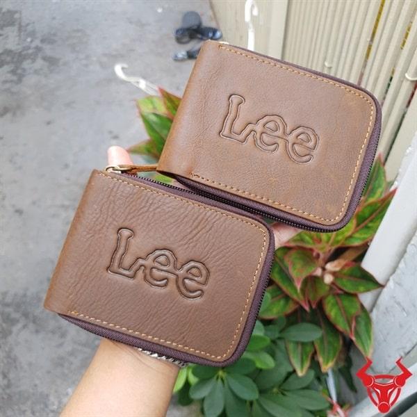 Ví Da Nam Hàng Hiệu Lee VH04