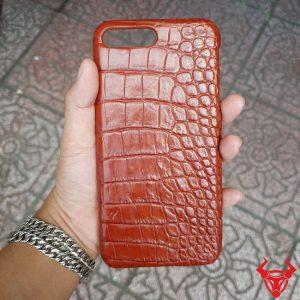 Ốp Lưng Da Cá Sấu Iphone 8 Plus OG0408