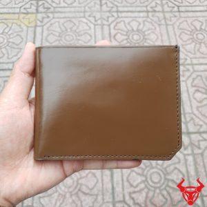 Ví Da Nam Handmade Hàng Hiệu VR360 - VHM02-NB