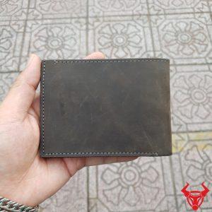 Ví Da Nam Handmade Tphcm VDB11-XC
