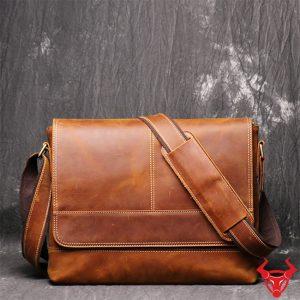 Túi Da Đeo Chéo Đựng Macbook 13inch TN03
