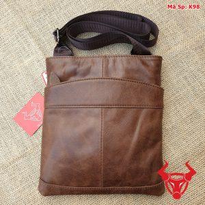 Túi Đeo Chéo Nam Mỏng Dẹp KT98
