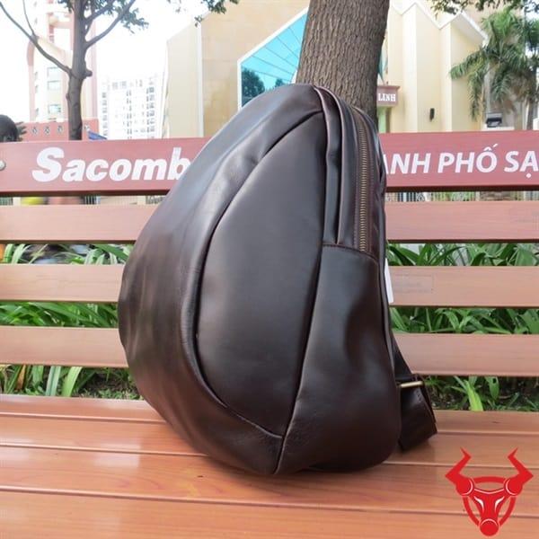 Balo Nam Da Bò Thật Bld25-NĐ