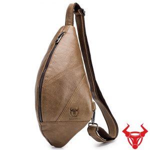Túi Bao Tử Nam Đẹp Màu Nâu BUL05-N