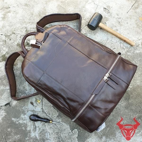 Balo Da Nam Da Bò Giá Rẻ TPHCM BLD05-CF