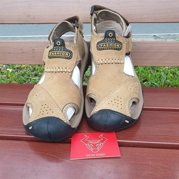 Giày Xăng Đan Dã Ngoại Bảo Vệ Ngón Chân GSD03