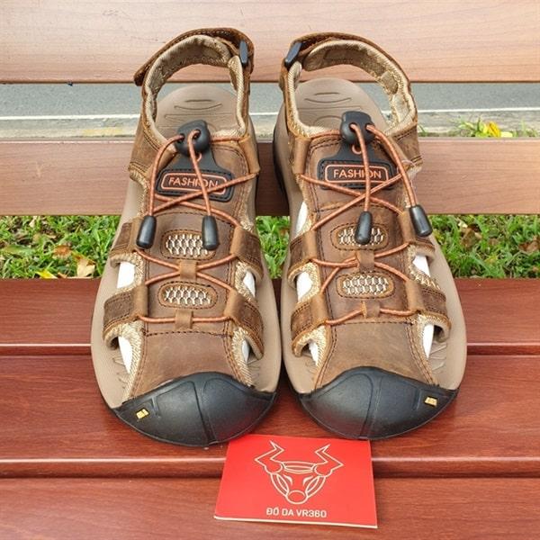 Giày Sandal Bít Mũi Dã Ngoại GSD02