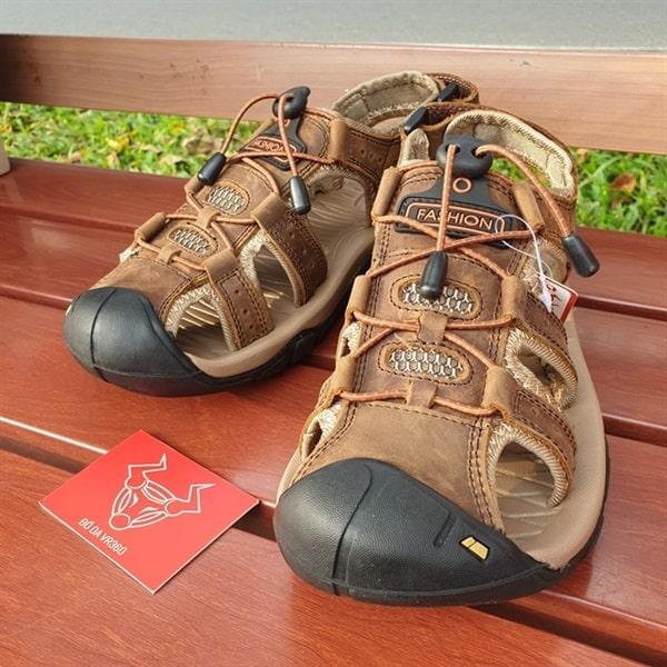 Giày Sandal Bít Mũi Dã Ngoại