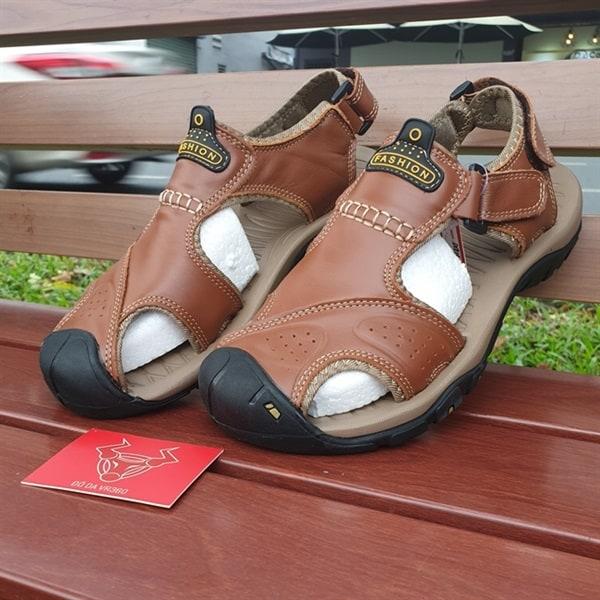 Giày Sandal Dã Ngoại Bít Mũi