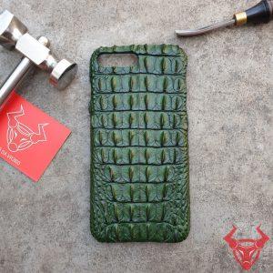 Ốp Lưng Da Cá Sấu Iphone 7 Plus OC11A1