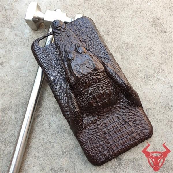 Ốp Lưng Nguyên Đầu Cá Sấu Iphone 6s Plus OZ0210