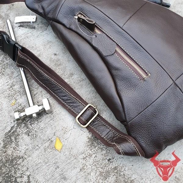 Túi Đeo Lưng Da Bò Thật TDL84-N