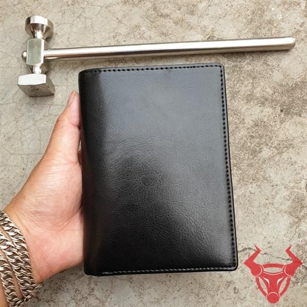 Bóp Đựng Thẻ Crad Đẹp Da Bò PP01-Đ