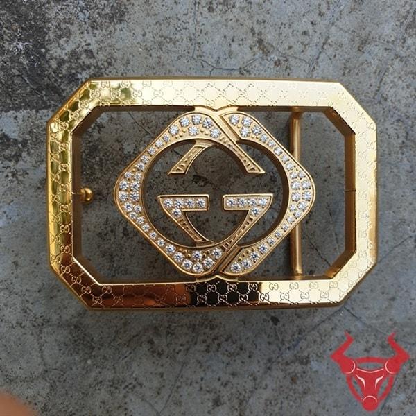 Đầu Khóa Dây Lưng Gucci ĐKC-40