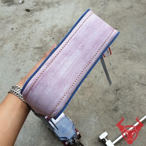 Túi Handmade Đeo Vai Nữ Đẹp TDN13-Xnavy