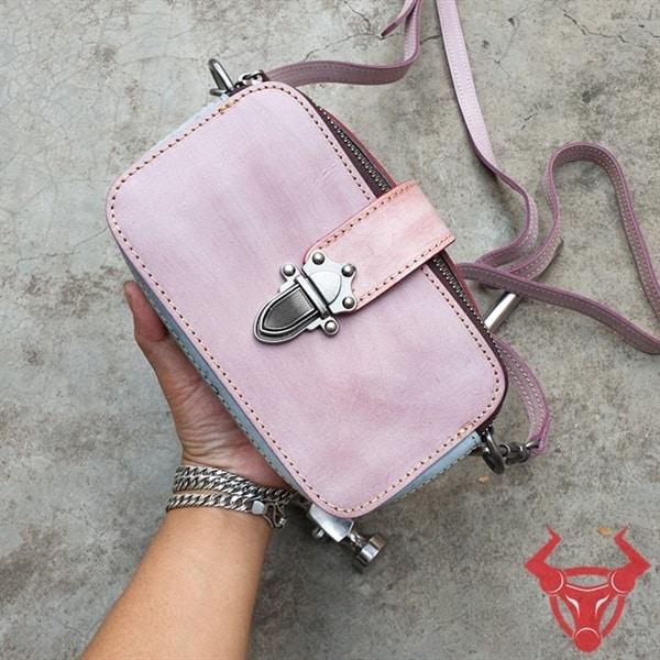 Túi Handmade Đeo Vai Nữ Giá Rẻ TDN13-TN