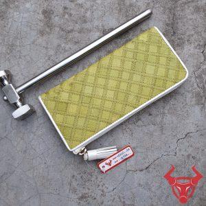 Ví Cầm Tay Nữ Da Đà Điểu Đẹp VDD30-1K-XL