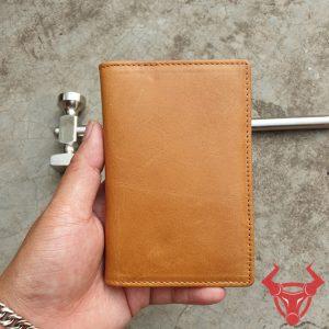 Ví Da Bò Thật Đựng Thẻ Card NC14-VB